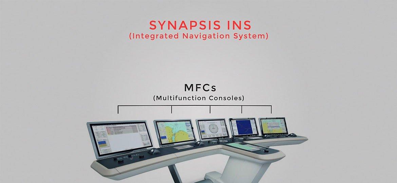 <mark>Raytheon Anschütz</mark> Synapsis ECDIS NX