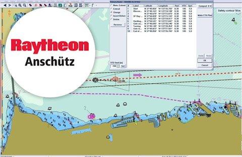 <mark>Raytheon Anschütz</mark> Synapsis ECDIS