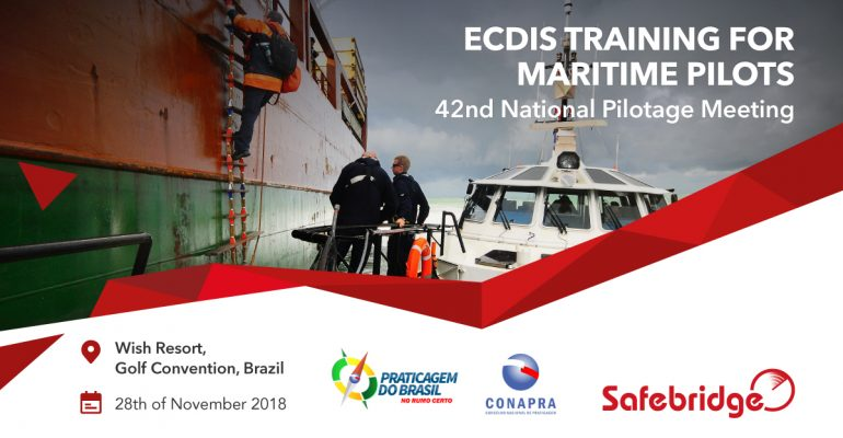 SafeLearn – ECDIS Training for Maritime Pilots at Conapra Event in Brazil