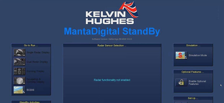 <mark>Kelvin Hughes</mark> Manta Digital