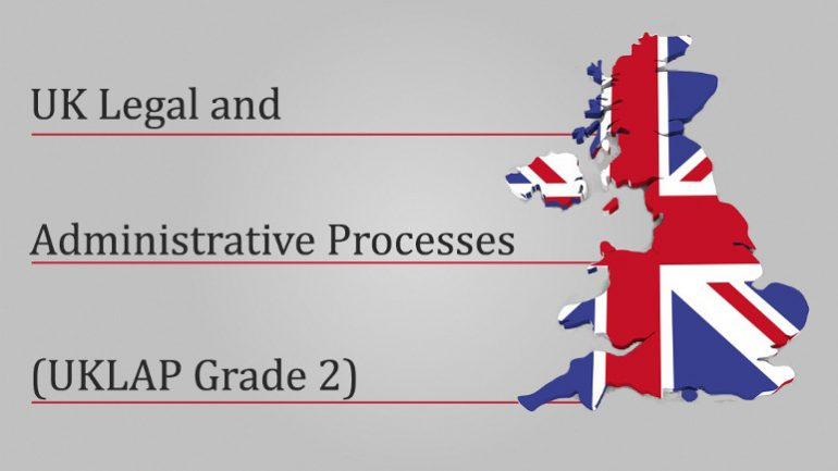 SafeLearn Publishes a New Online Course for UKLAP Grade 2