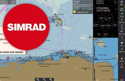 <mark>SIMRAD</mark> E5024