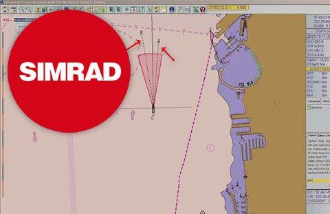 <mark>SIMRAD</mark> Maris ECDIS900