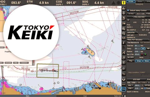 <mark>Tokyo Keiki</mark> EC-8100/8600