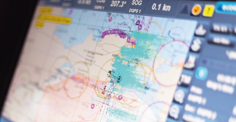 ECDIS Online Training Courses accredited by the Nautical Institute