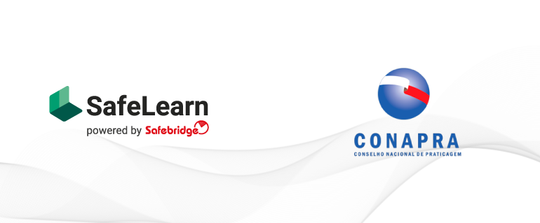 New cooperation for SafeLearn, with Conapra – Brazilian Maritime Pilots' Association