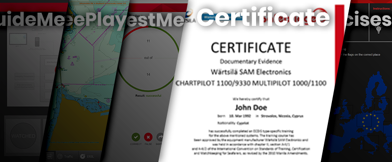 Manufacturer-Approved Certificates by SafeLearn