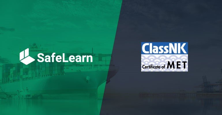 SafeLearn Acquires ClassNK Approval for its Online Training Portfolio