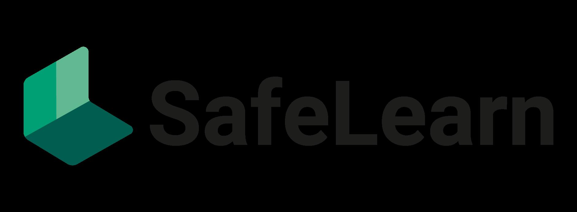 SafeLearn - Full Logo - Colour