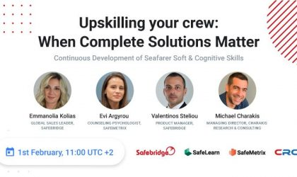 <mark>ON-DEMAND EVENT</mark> – Upskilling Your Crew: When Complete Solutions Matter
