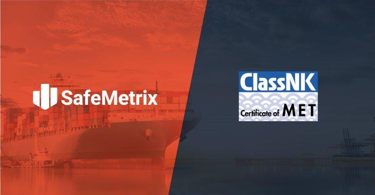 SafeMetrix Acquires ClassNK Approval for its Online Assessment Portfolio