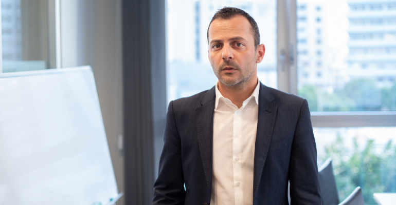 Valentinos Steliou: Leadership is a Combination of Traits and Skills