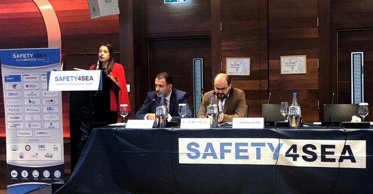 SafeMetrix at the 2020 Safety4Sea Limassol Forum – Post Event