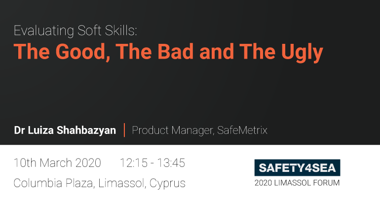 Dr Luiza Shahbazyan to Participate at the 2020 Safety4Sea Limassol Forum