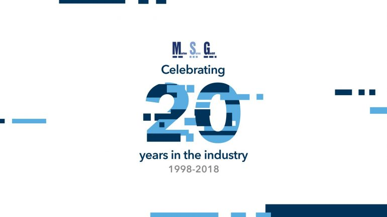 20 years of MSG – How Safebridge was founded