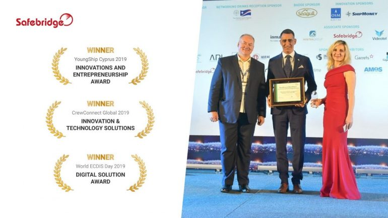 Safebridge receives three prestigious awards in 2019