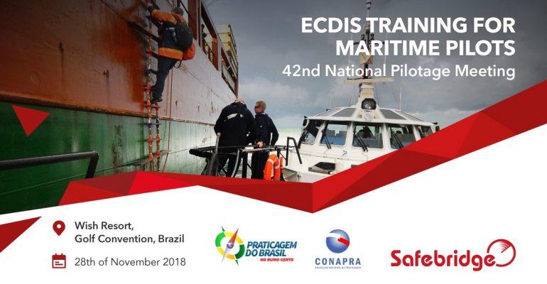 ECDIS Training for Maritime Pilots @Brazil