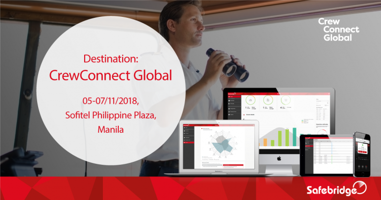 Destination: CrewConnect Global, Manila
