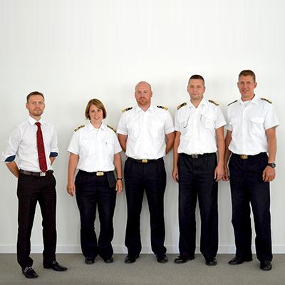 Safebridge welcomes navy officers for ECDIS training
