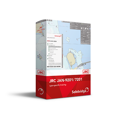 New training course JRC JAN 7201/9201