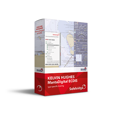 Safebridge adds to portfolio of online ECDIS training packages with new courses for Kelvin Hughes ECDIS