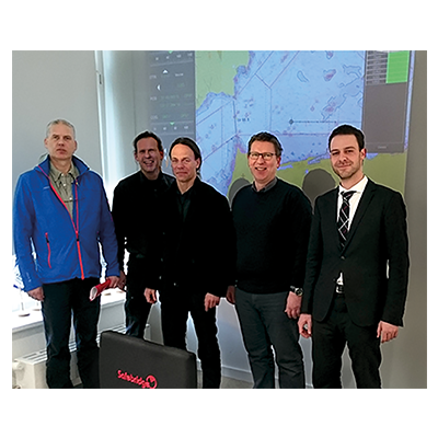 Port State Control of Germany trains with Safebridge