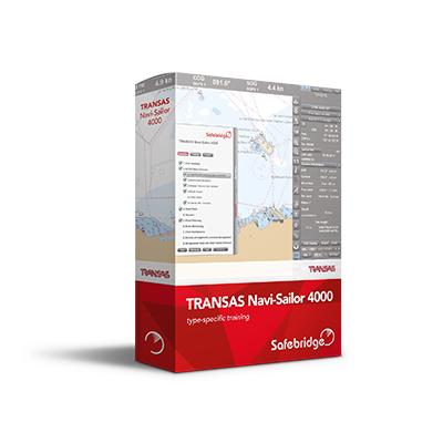 New Safebridge Transas Navi-Sailor 400 Course