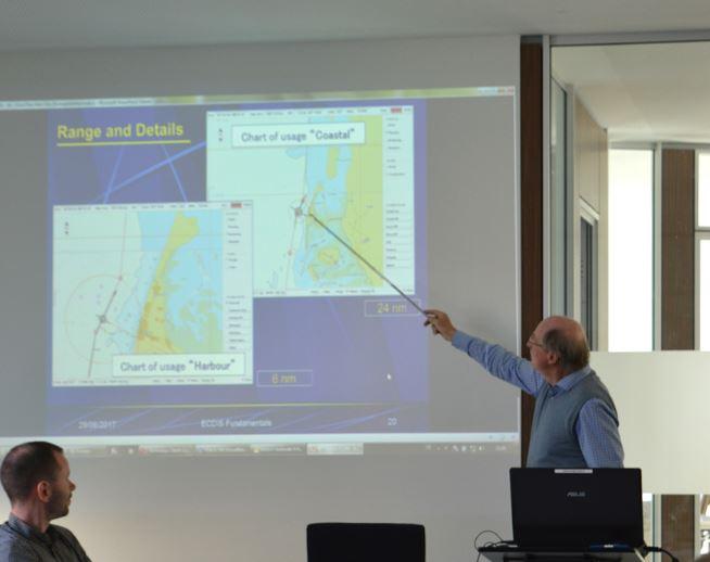 Safebridge provides ECDIS training for Port State Control of Germany