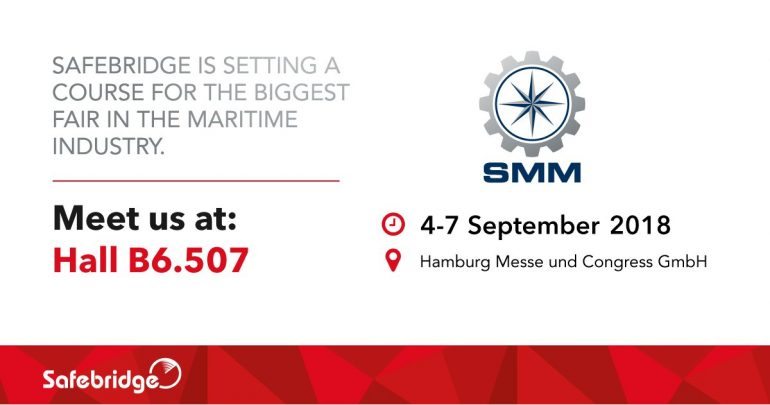 Safebridge is setting a course for SMM 2018!