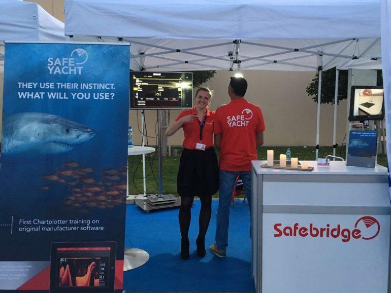 Safebridge at Limassol Boat Show