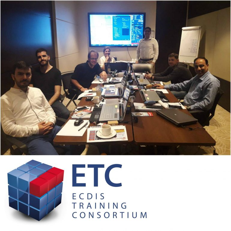 A series of 2017 TTT courses has been successfully completed with the latest event in Dubai