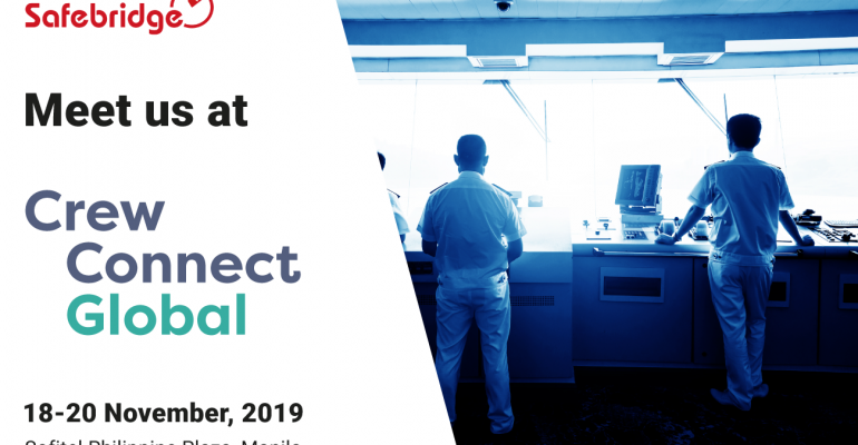 Safebridge participates in CrewConnect Global 2019 Conference