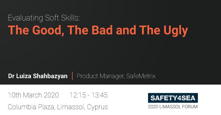 Safemetrix at the 2020 Safety4Sea Limassol Forum