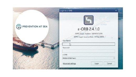 <mark>ε-ORB </mark>maritime software