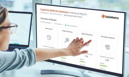 SafeMetrix Lite reports help <mark>save time on recruitment</mark>